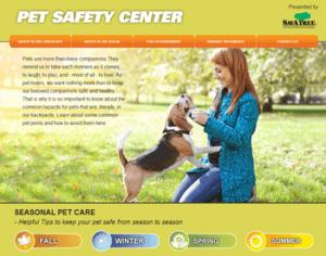 Pet Safety Center