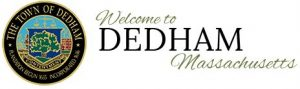 town of dedham ma parks and recreation logo